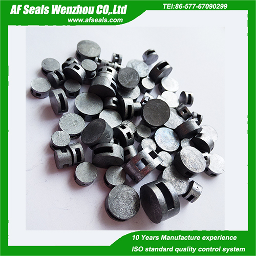 Round Pure Lead Seal Q01